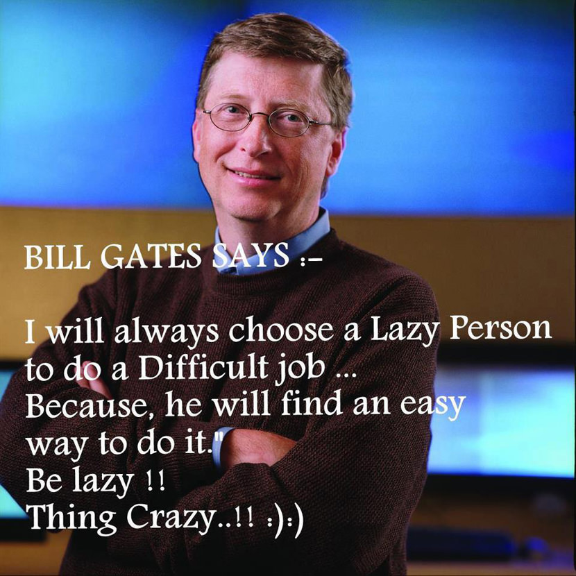 Facts About Microsoft's CEO Bill Gates - Facts About Bill Gates