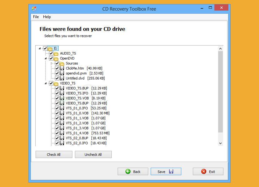 Чаще всего приходится иметь дело с потерей информации на дисках blu-ray, dv