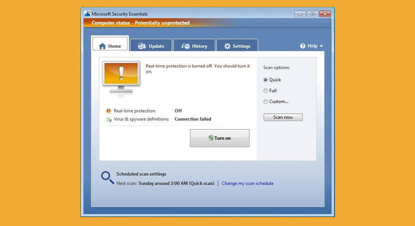Microsoft Security Essentials - Free Antivirus Protection Software