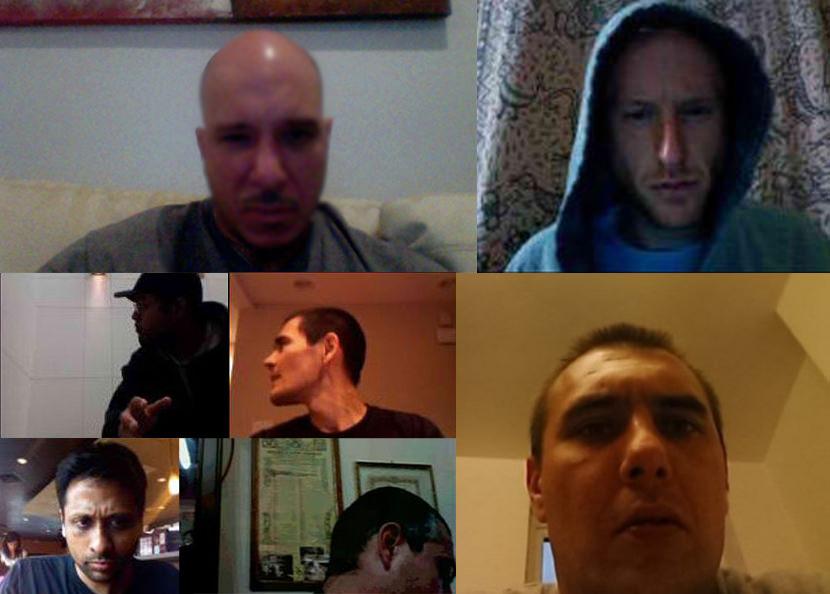 hidden webcam stolen capture theif face
