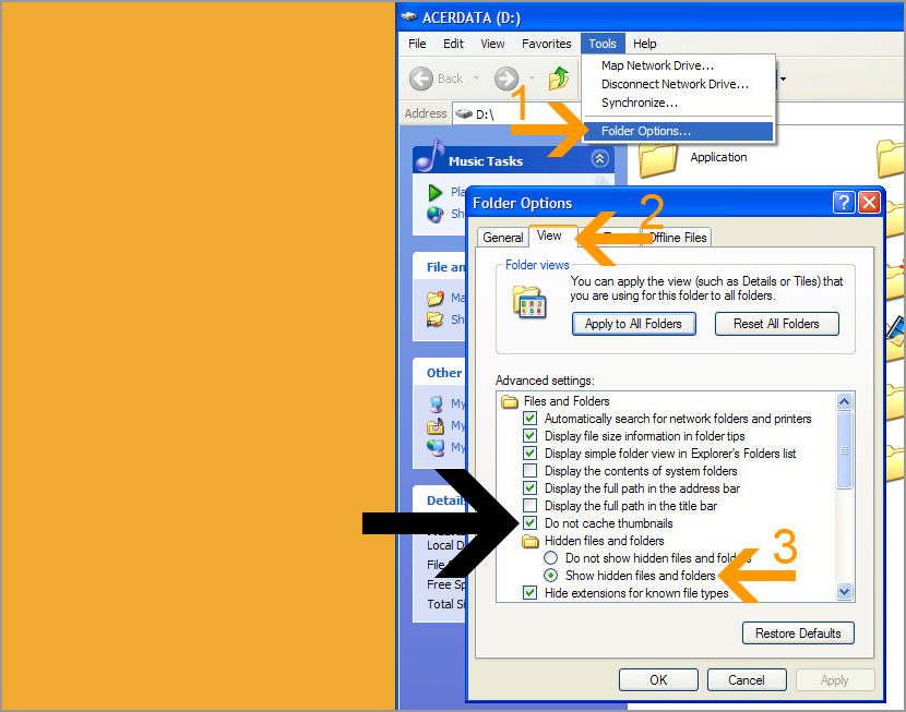 How to Disable and Remove Thumb.db Hidden File in Windows