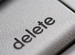mac force delete locked files