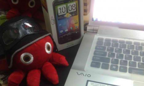 HTC Desire HD 8MP Camera Sample Photos
