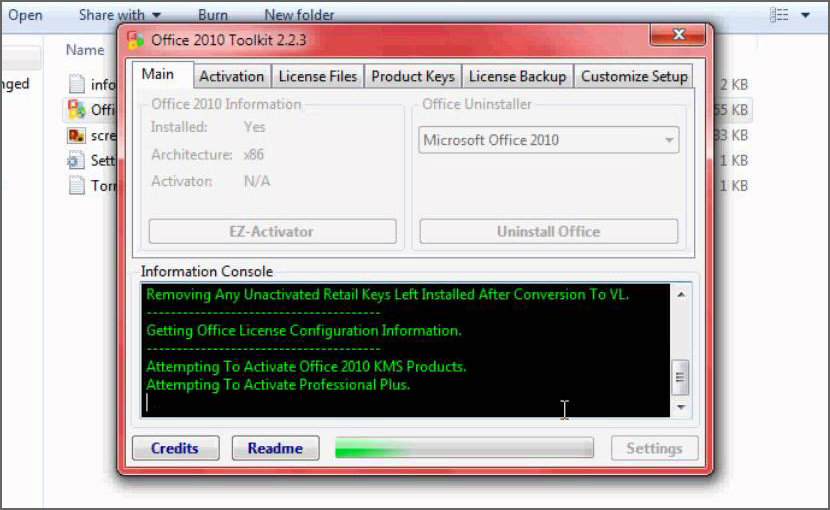 ms office 2010 activator keygen