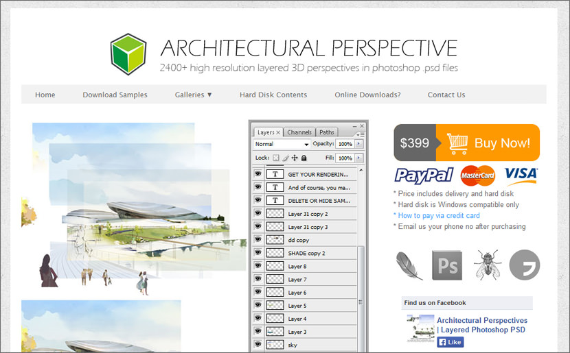 architectural perspectives