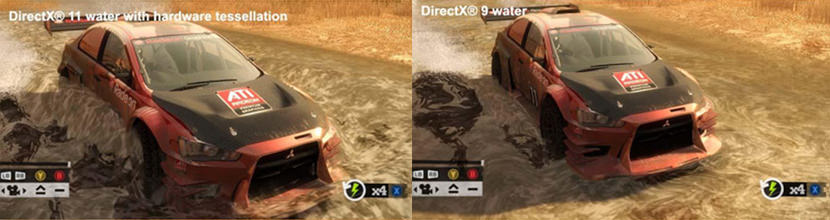 directx comparison