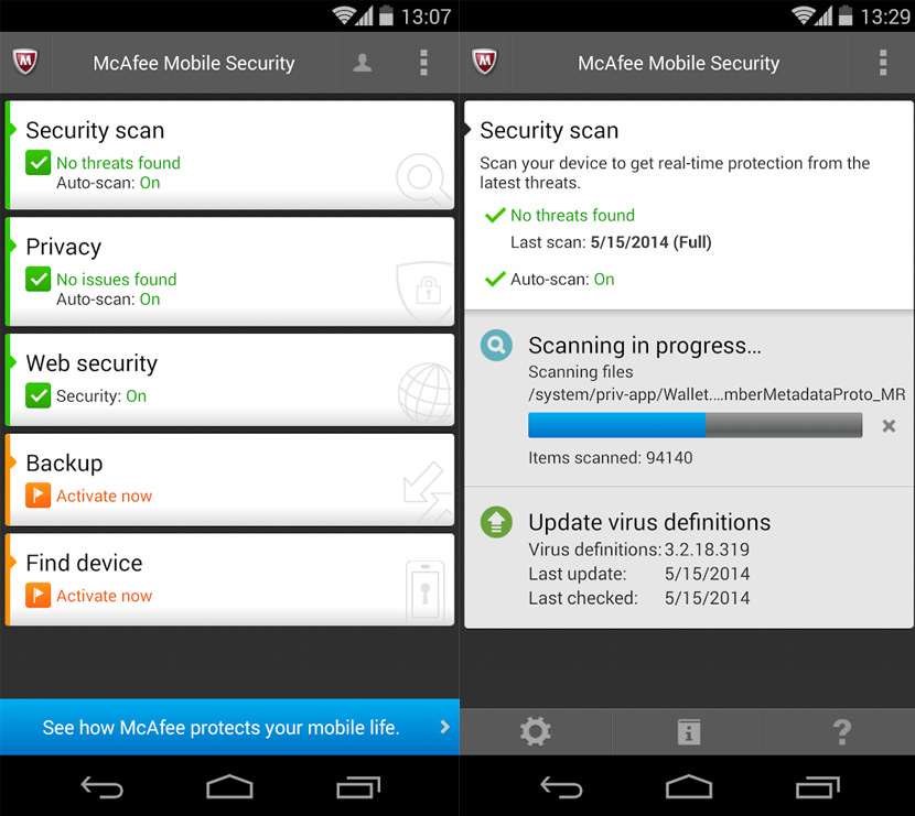 Download Mcafee Mobile Security App The Best Android
