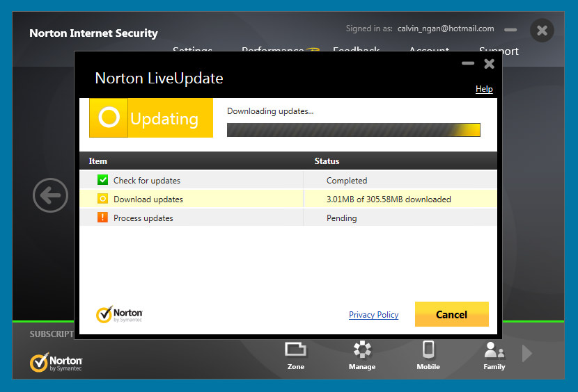 Download free Symantec Norton Internet Security 2014 antivirus 2016 Review product key serial activation