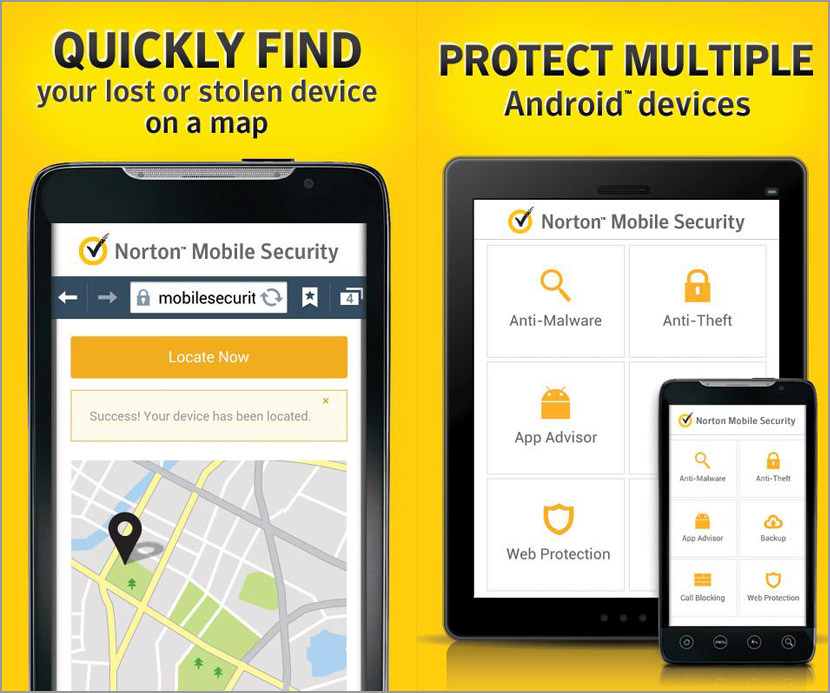 norton mobile security anti virus download Free Anti-virus Protection for Google Android, Apple iOS iPhones, and iPads
