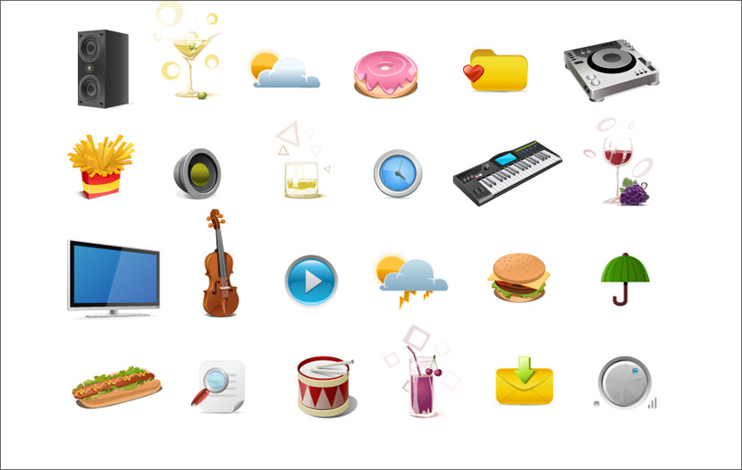stock icons download