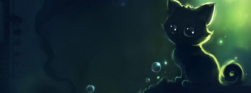 bubble eye cat