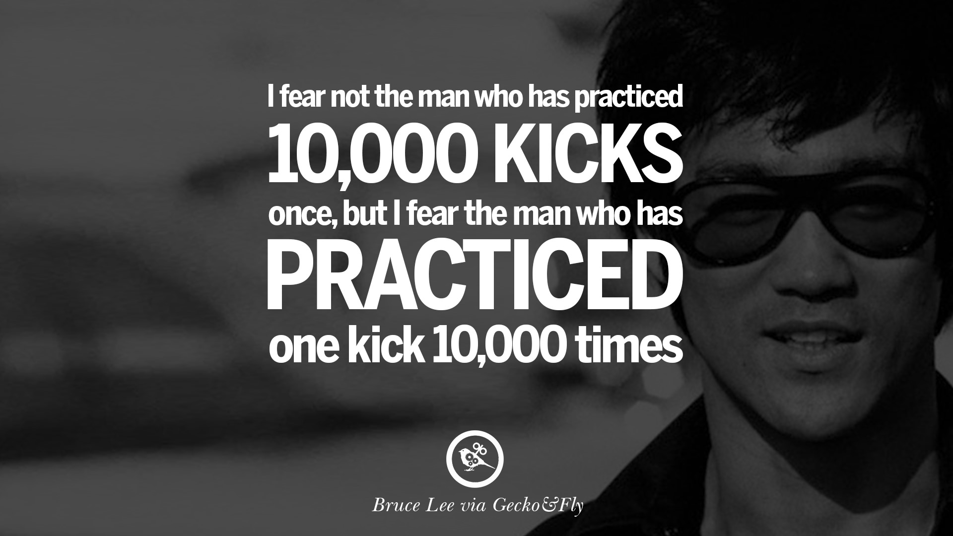 25 Inspirational Quotes From Bruce Lees Martial Arts Movie