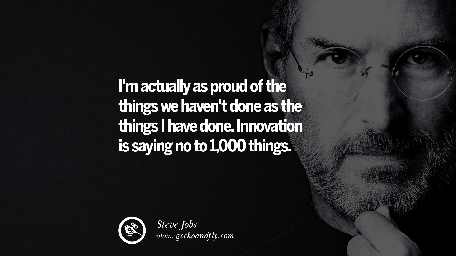Steve Jobs Creative Design