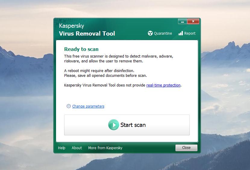 kaspersky virus removal tool Powerful Fake Antivirus Virus Removal Tool by McAfee, Norton, Kaspersky and Malwarebytes