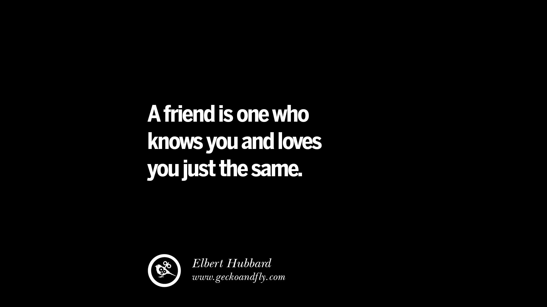 Inspirational Quotes About Friendship 20 Amazing Quotes About Friendship Love And Friends  Geckoandfly 2018