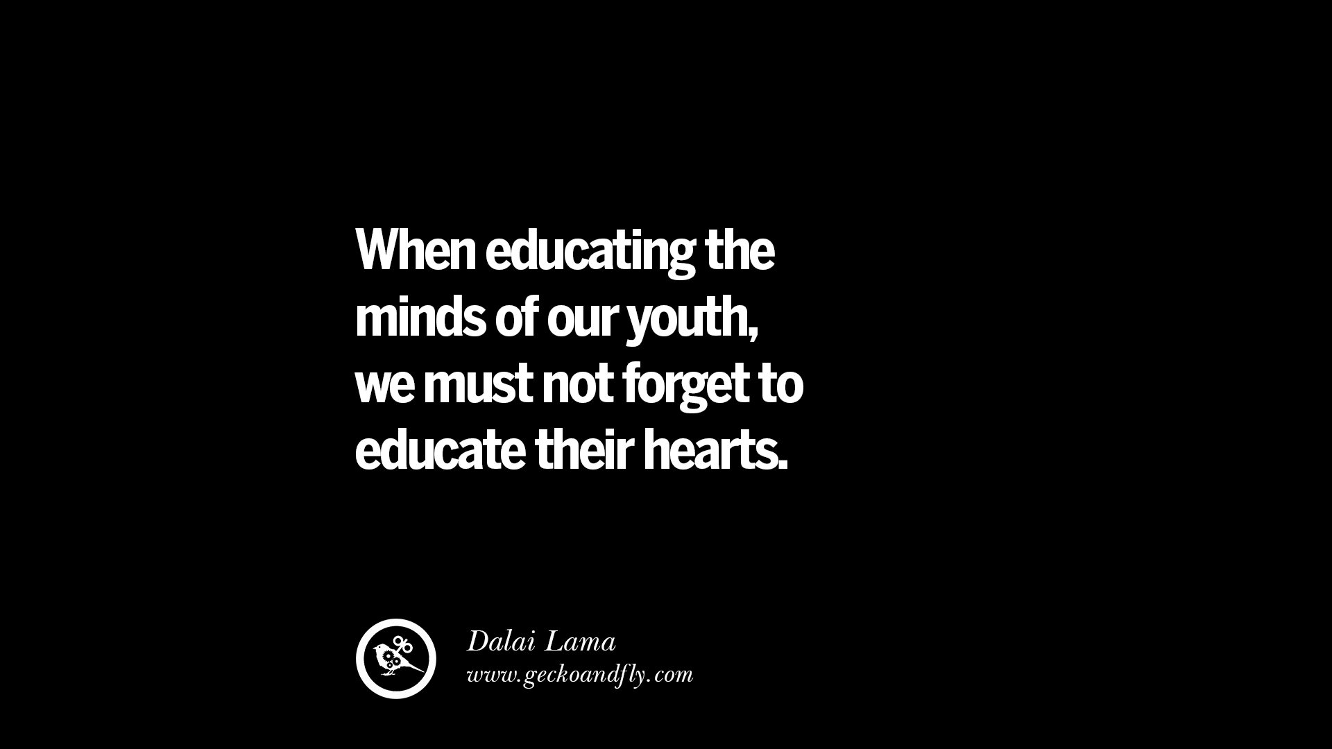 21 Famous Quotes On Education, School And Knowledge