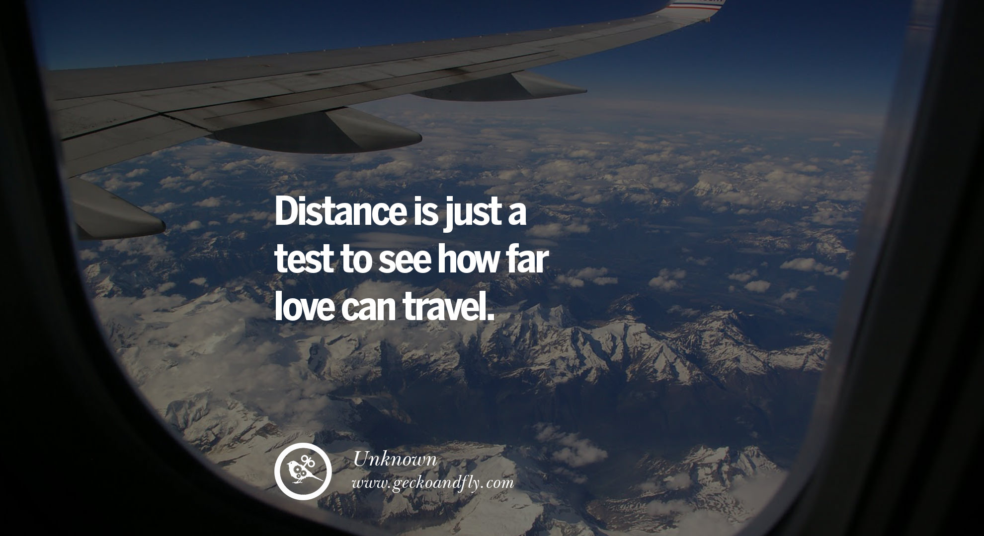 far distance love quotes Quotes