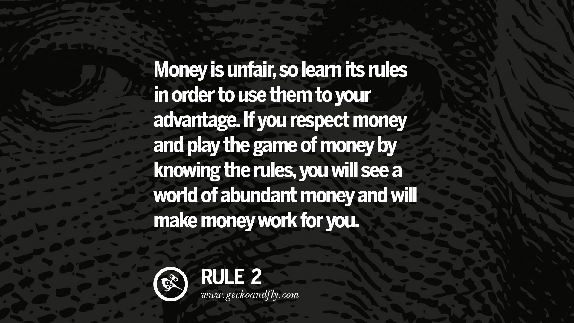 10 Golden Rules On Money 20 Inspiring Quotes About Money