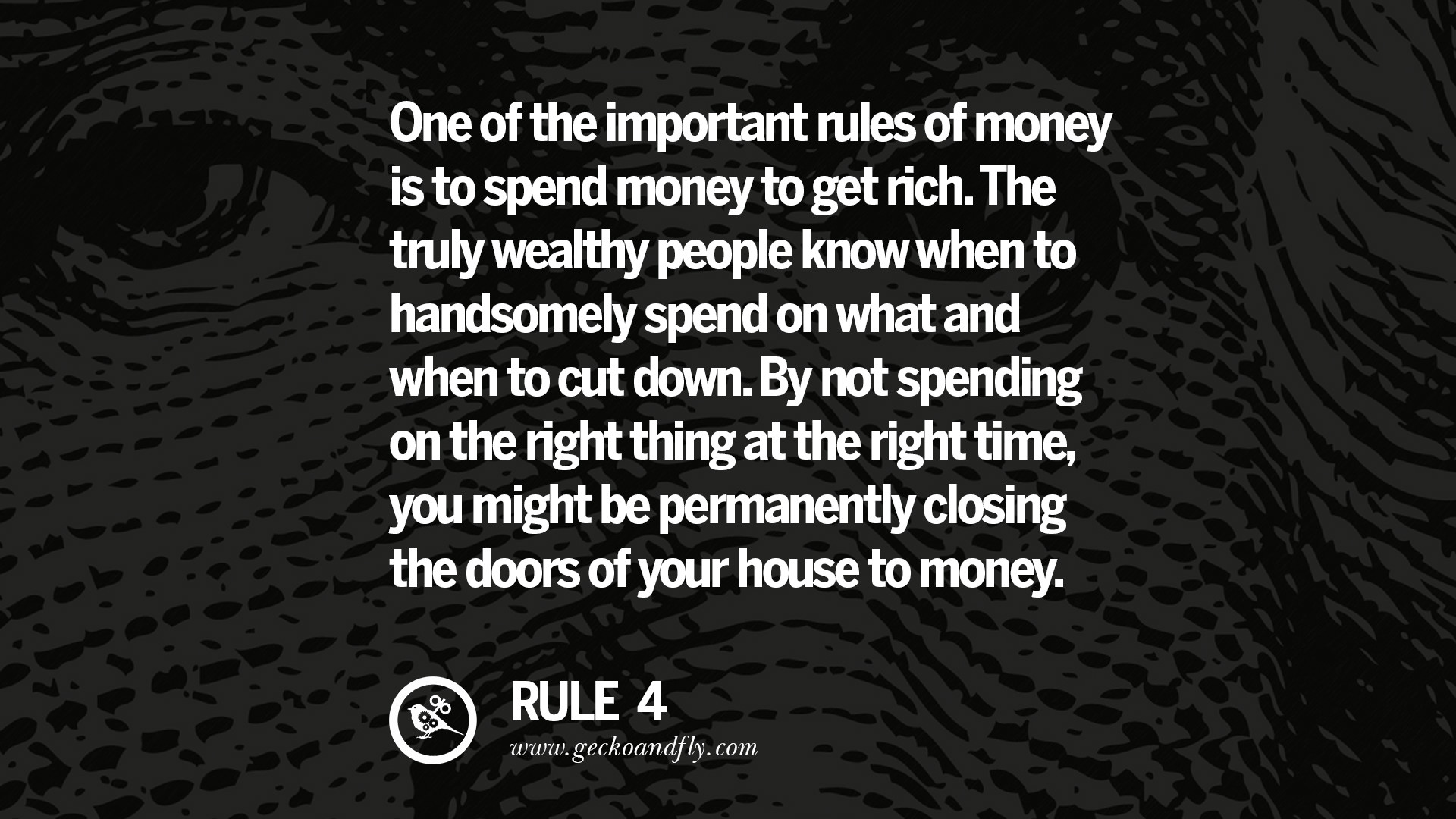 Get Money Quotes Gorgeous 10 Golden Rules On Money & 20 Inspiring Quotes About Money