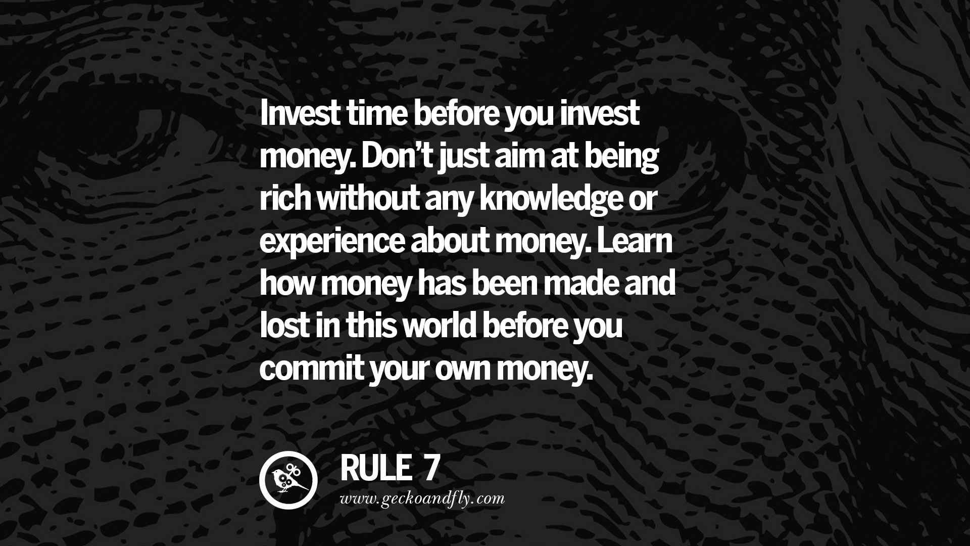 Investments everything you need