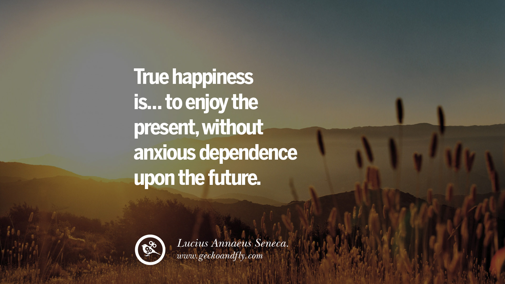 seneca on the happy life quotes