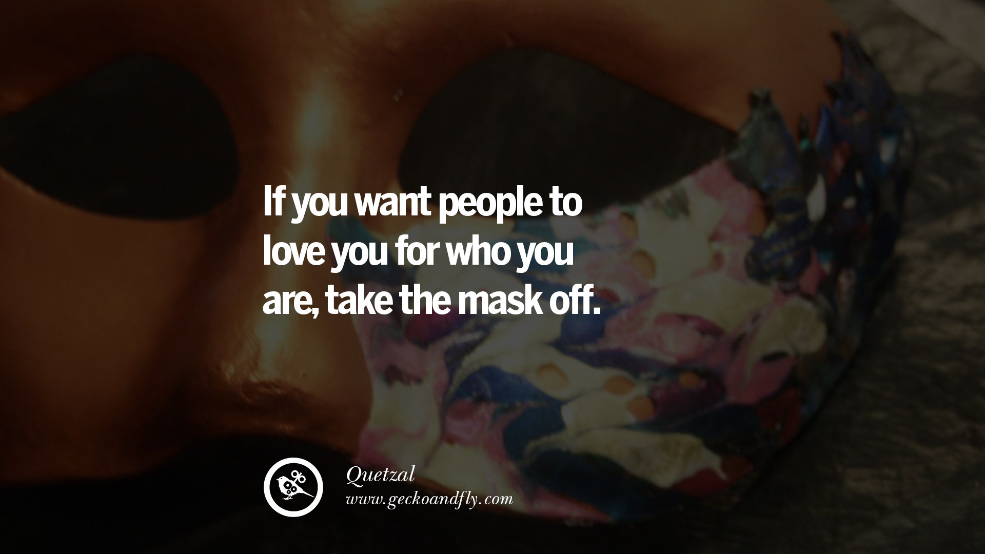 e11c91e4bcfb8 If you want people to love you for who you are