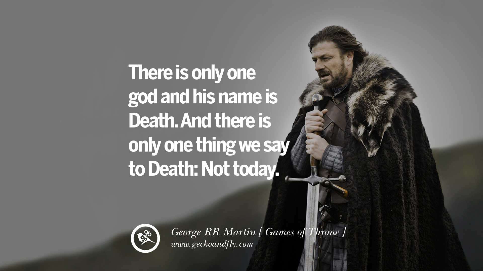 12 A Game Of Thrones Quotes By George Rr Martin Geckoandfly 2018