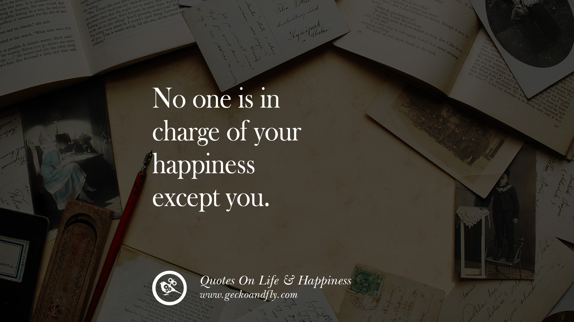 16 Uplifting Quotes About Being Happy With Life Love