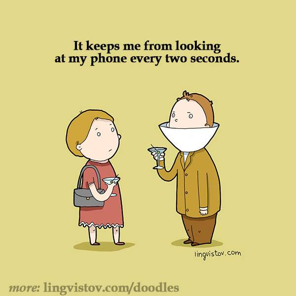Wonderful It Keeps Me From Looking At My Phone Every Two Seconds. Funny Sarcastic  Come Back