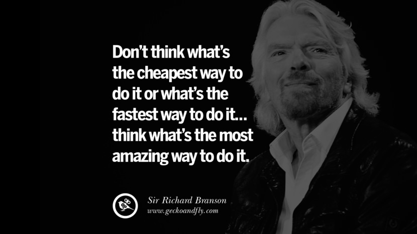 10 inspiring sir richard branson quotes on success and for Most affordable way to build a home