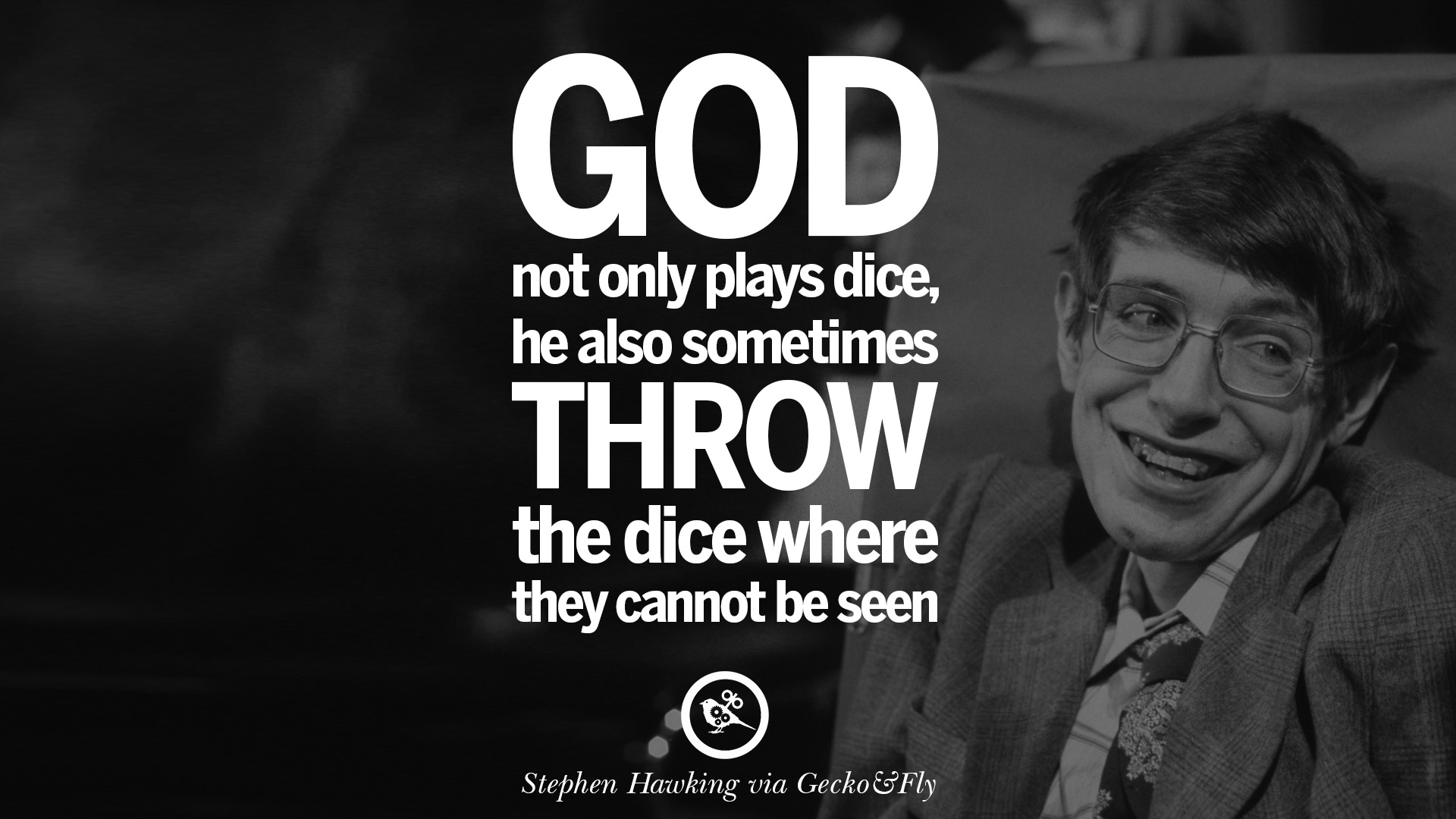 Stephen Hawking Quotes On God