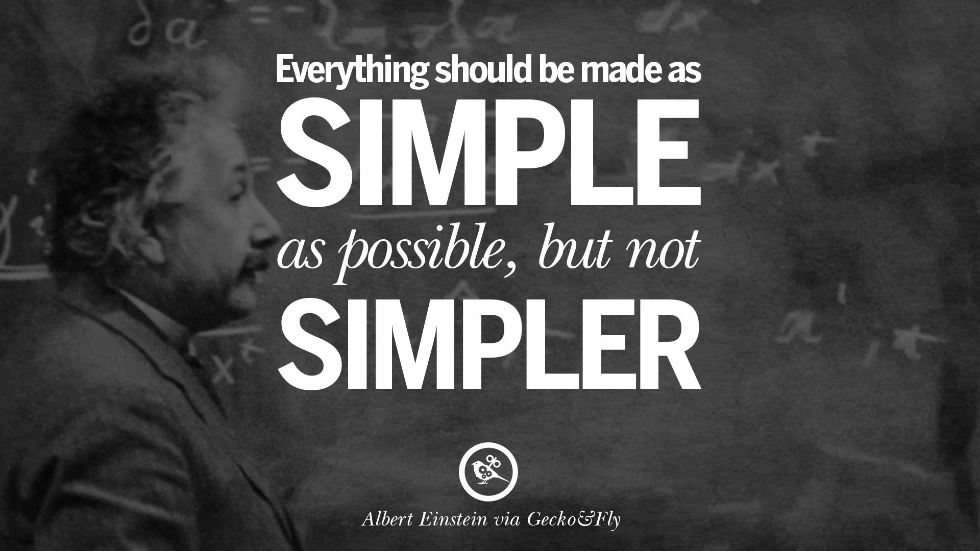 make life simpler quotes