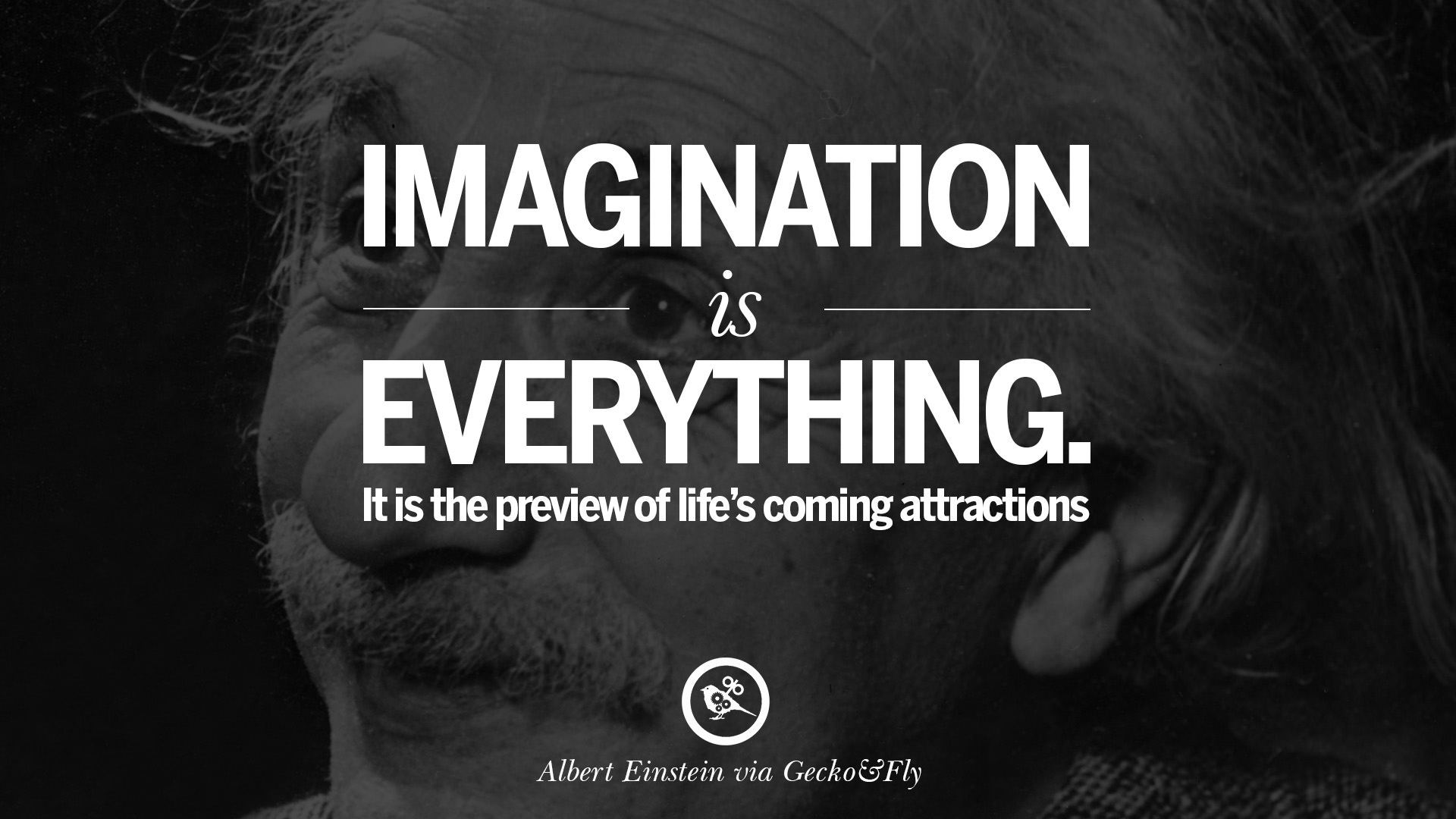 imagination from life