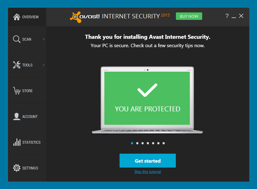 Avast Internet Security is the golden standard in PC security, keeping ...