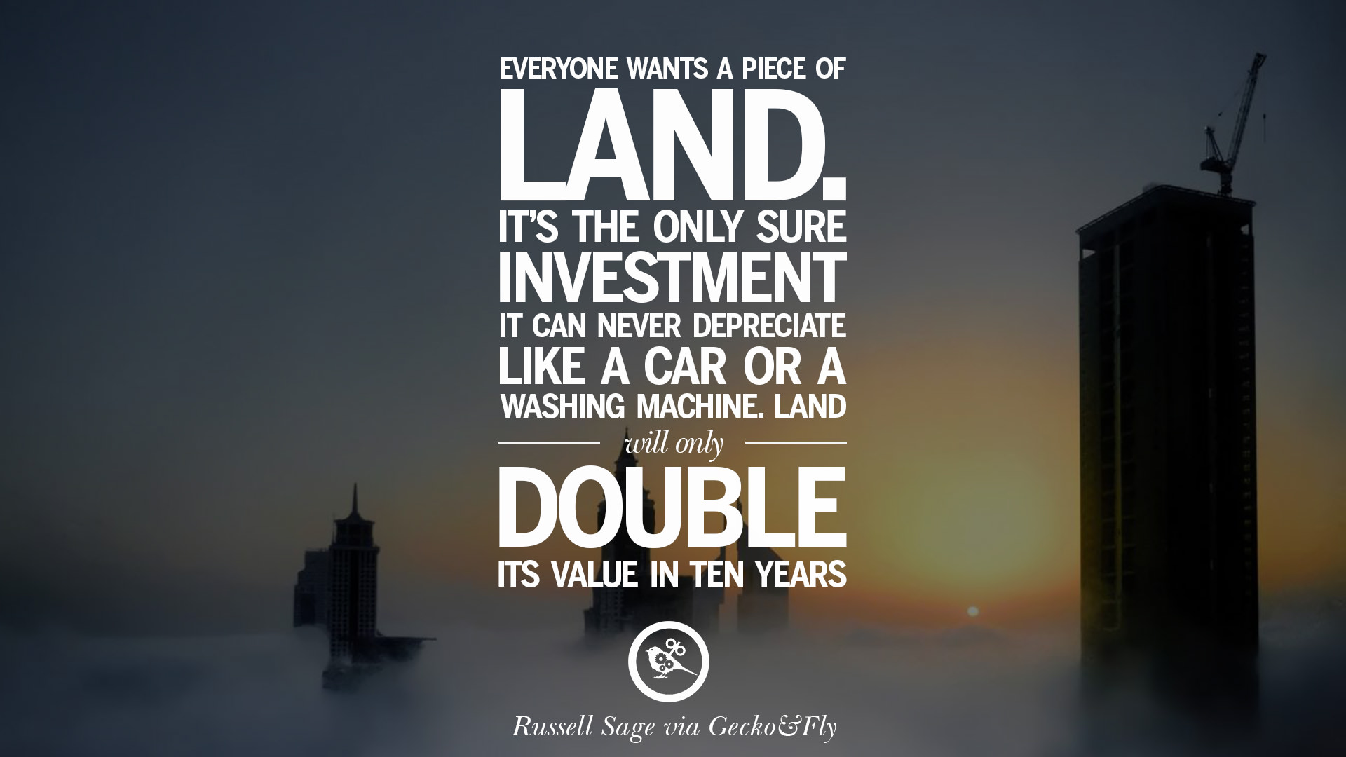 Quotes Real Estate Investing Property Investment on Making Ten