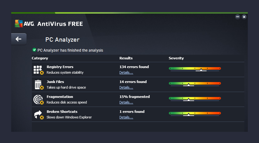 Download Free AVG Antivirus 2016 for Microsoft Windows 10, Android and Mac