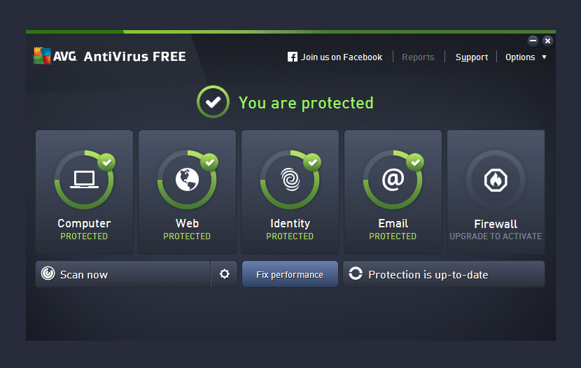 Download Free AVG Antivirus for Microsoft Windows 10, Android and Mac