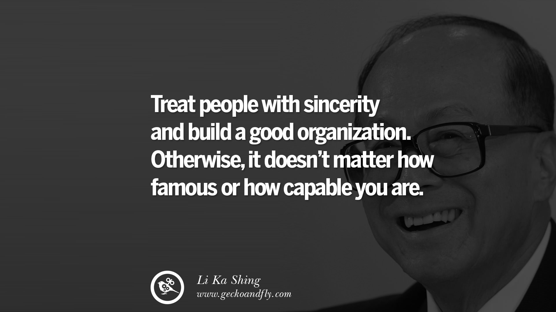 Inspirational Quotes About Music And Life 12 Inspiring Li Ka Shing Life Lessons And Business Quotes