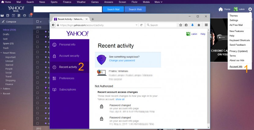 yahoo login how to hack hacked