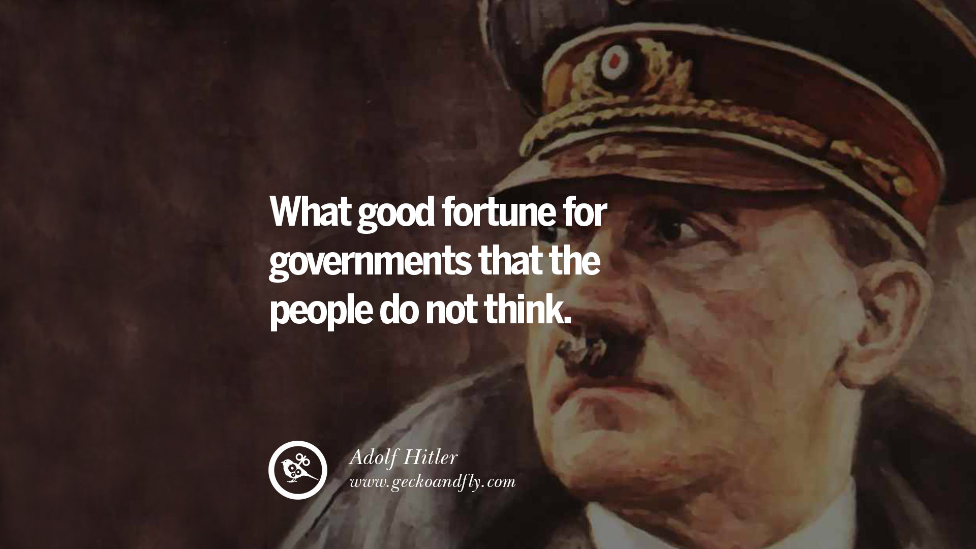 Worlds Best Quotes 40 Adolf Hitler Quotes On War Politics Nationalism And Lies