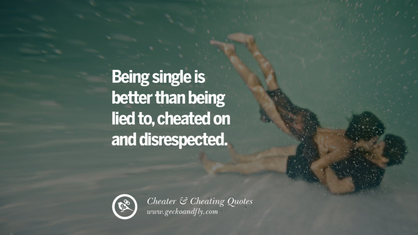 why people lie and cheat