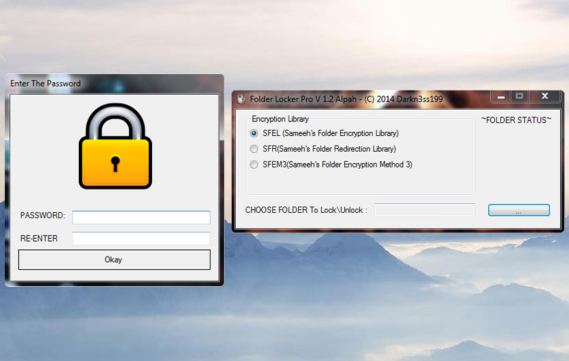 easy folder locker for windows 7 free download