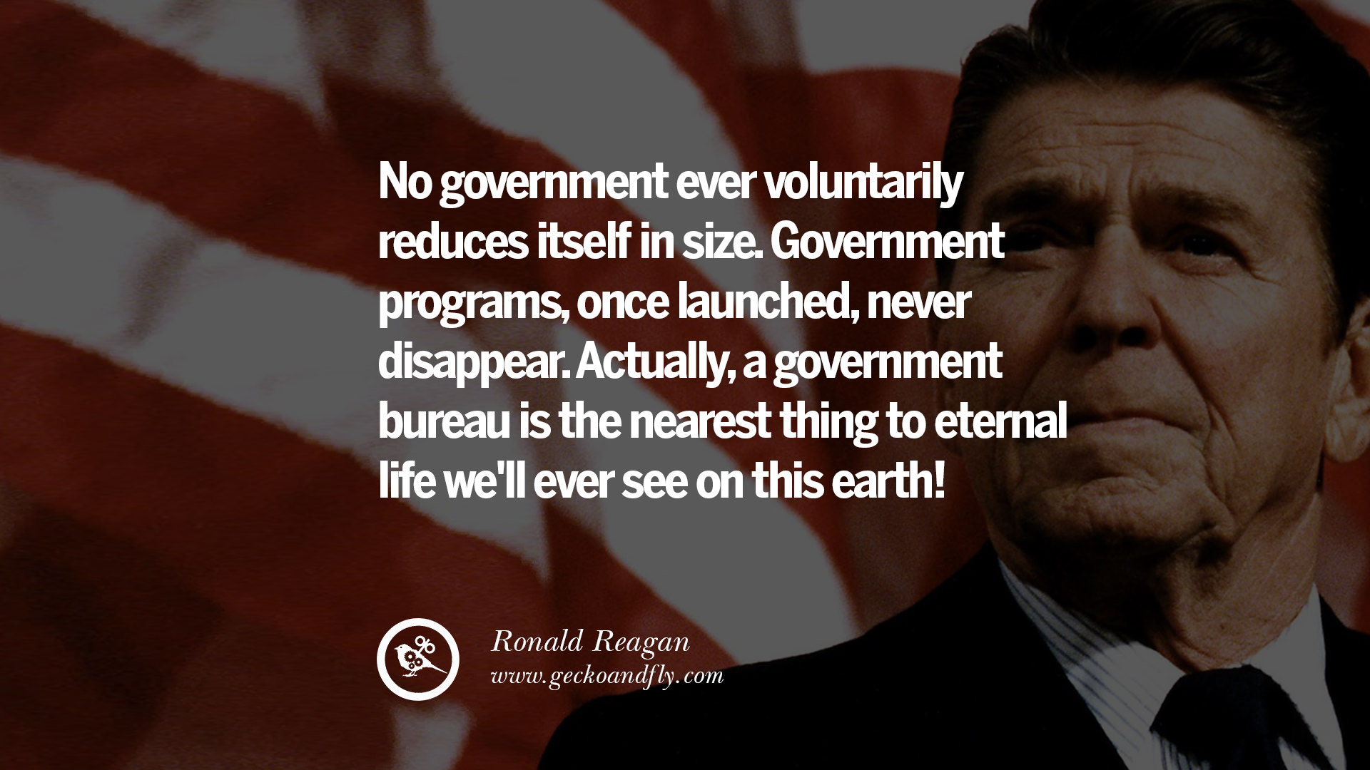 37 Ronald Reagan Quotes on Welfare, Liberalism, Government ...