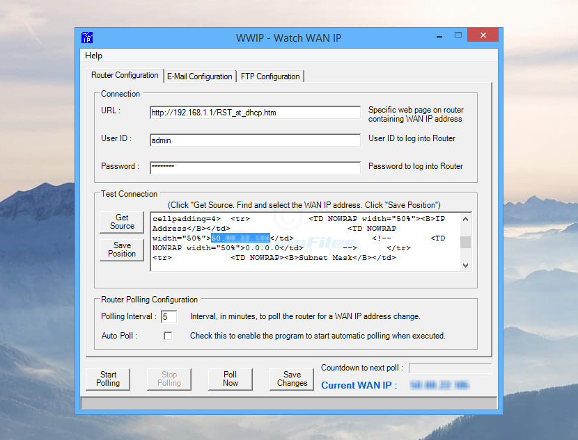 watchwan ip Software to Monitor Your Monthly Broadband Internet Bandwidth Usage