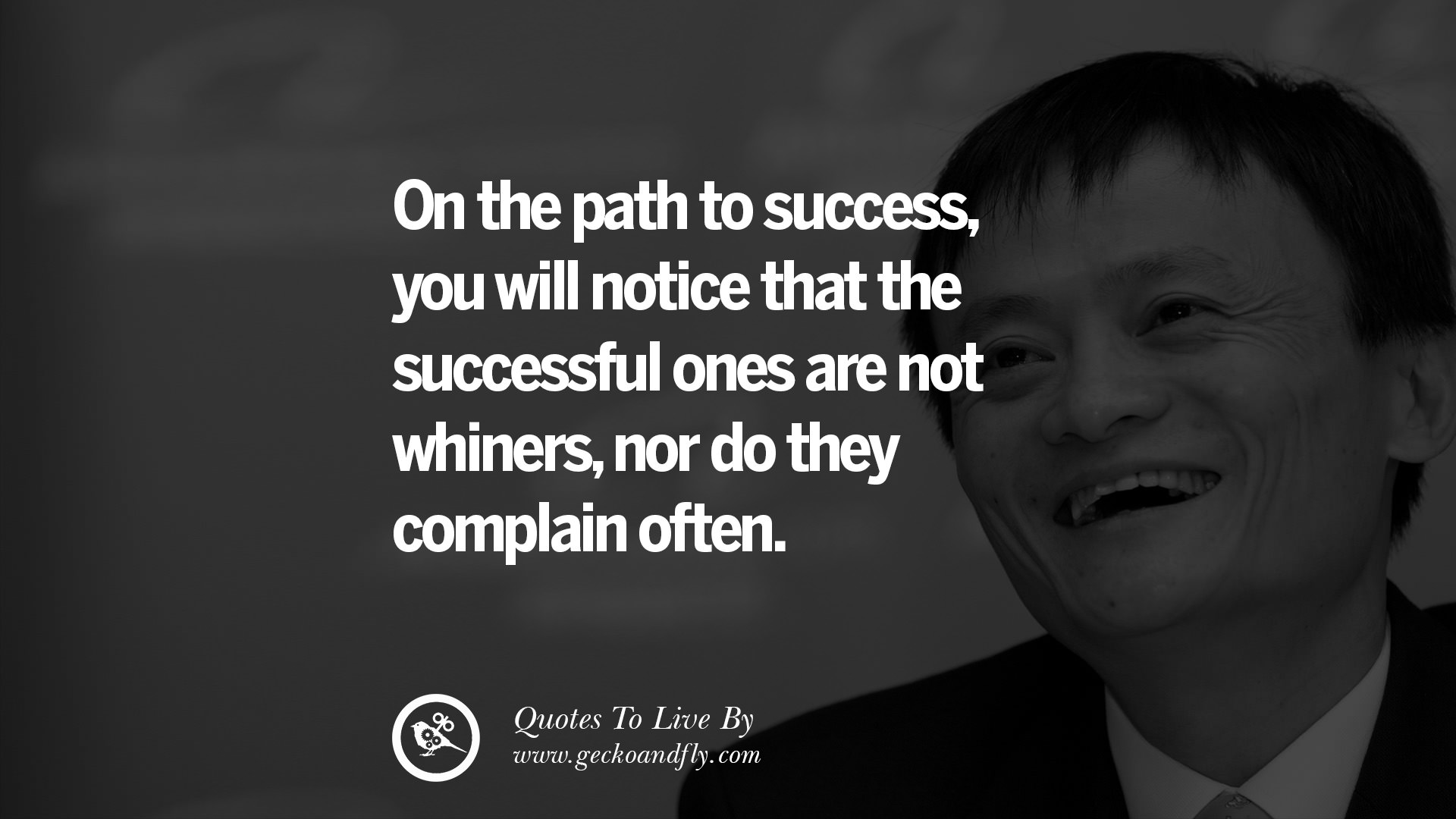Quotes Success 30 Jack Ma Quotes On Entrepreneurship Success Failure And