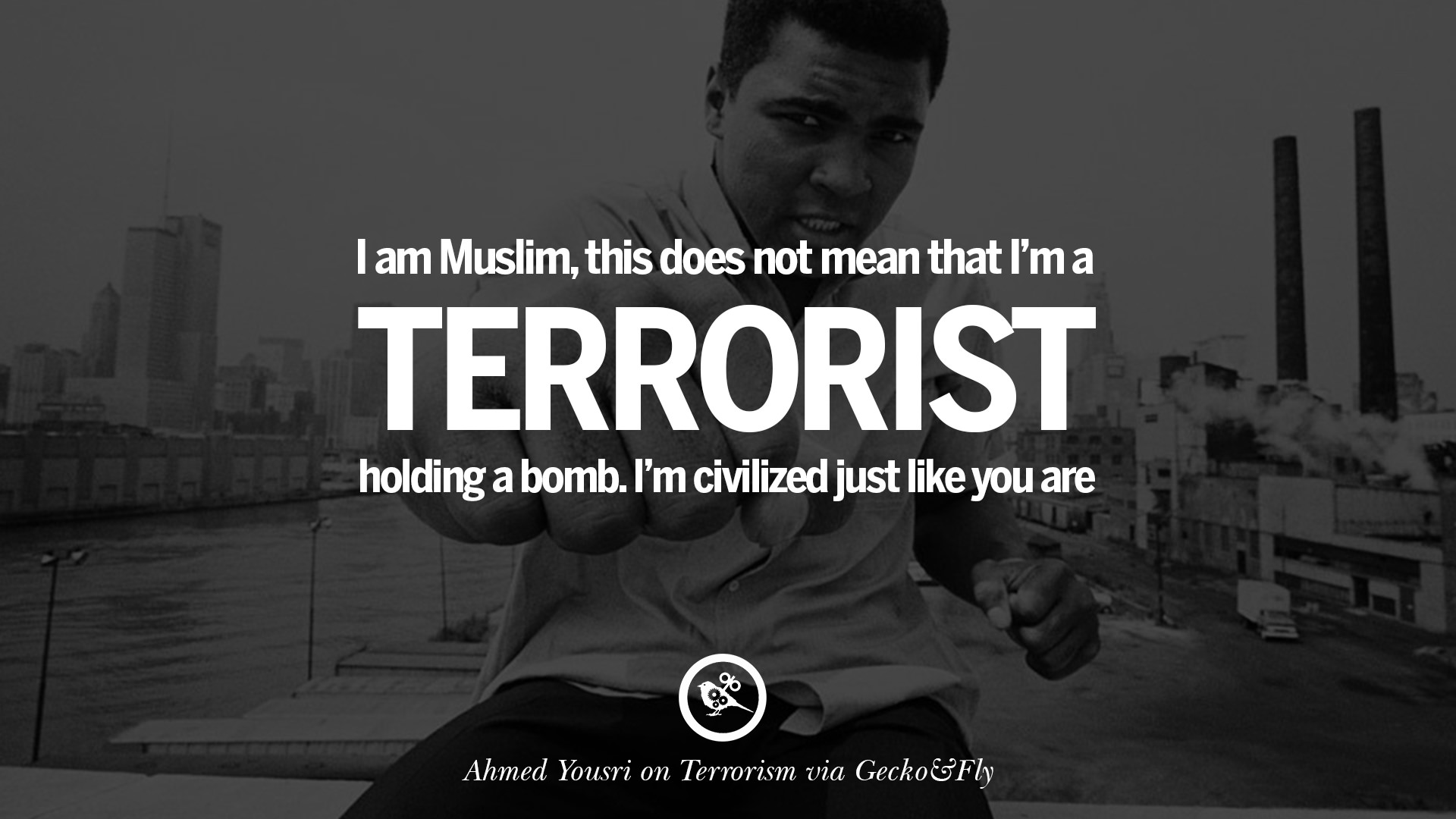 22 Inspiring Quotes Against Terrorist And Religious Terrorism