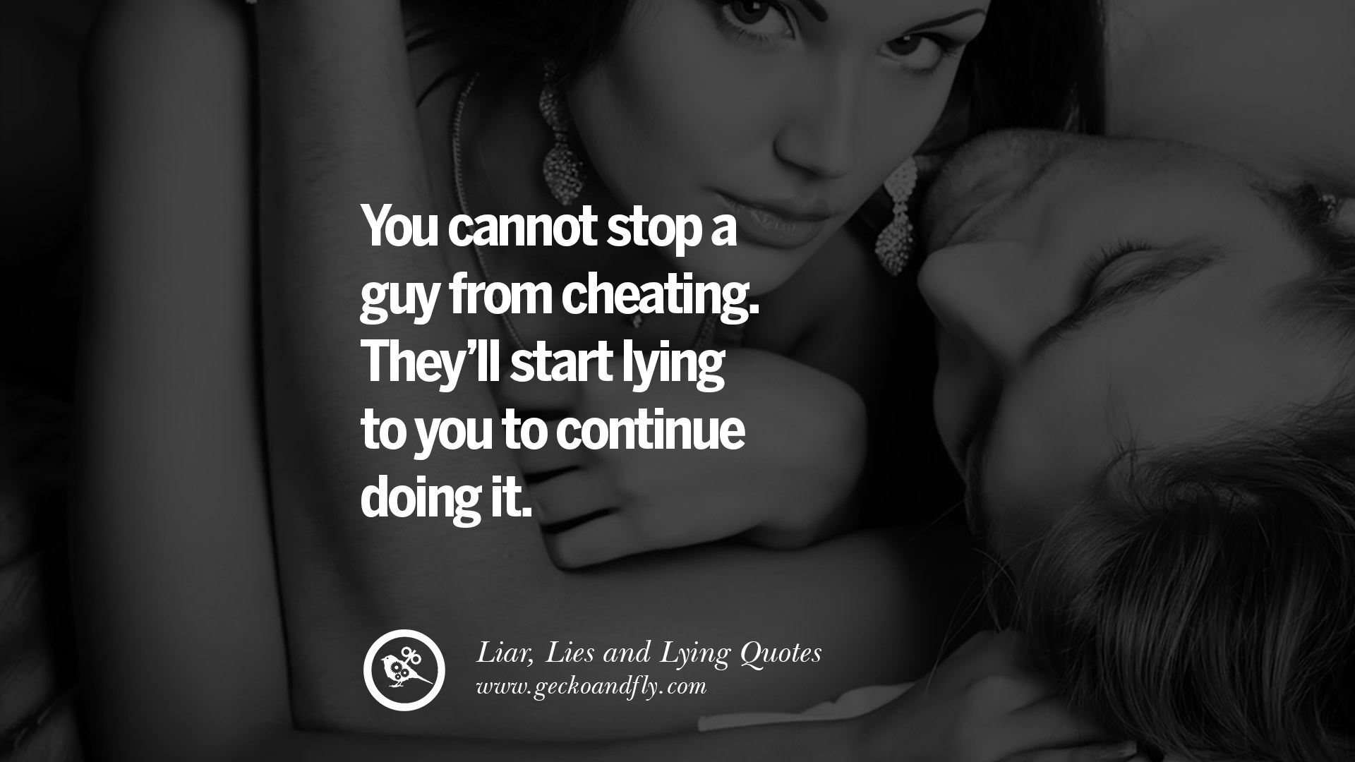 Hookup A Pathological Liar And Cheater