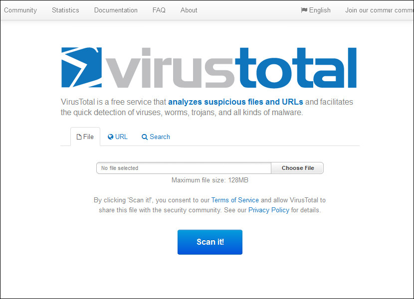 virus total Online Computer Virus Scanner, Upload and Scan Suspicious Files with Multi Antivirus Engine
