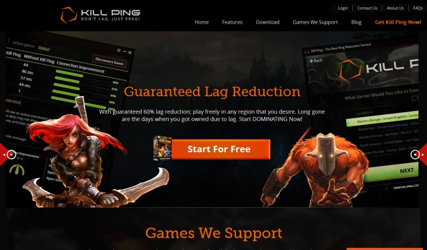 4 Best VPN for Gaming - No Lags, 0% Packet Loss and Reduce Ping ms