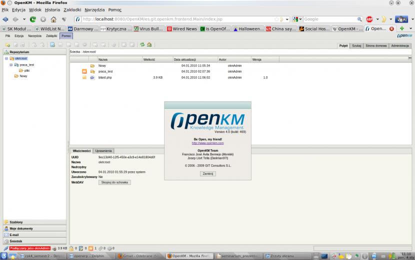 Openkm version4